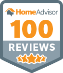 HomeAdvisor 100 Reviews 5 stars Electrical Service