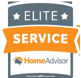 HomeAdvisor Elite Service Electrician