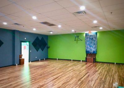 Large Room Lighting Install